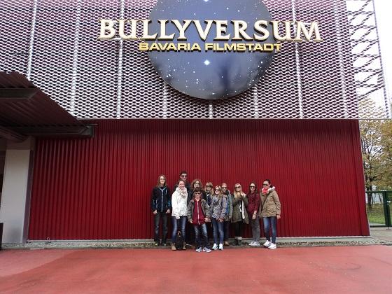 Jugendausflug Bavaria Filmstudios 2014