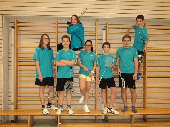 U15-Jugendmannschaft 2014/15
