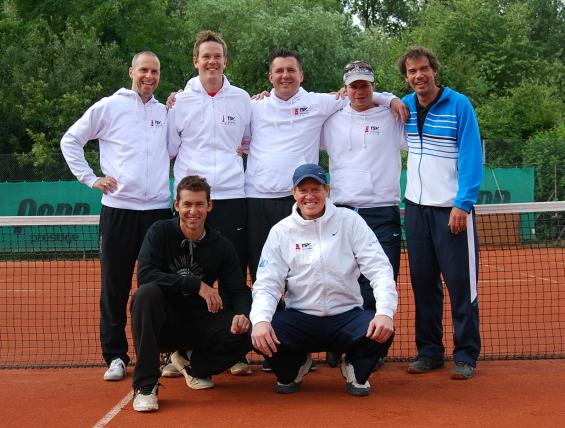 Tennis-Meistermannschaft