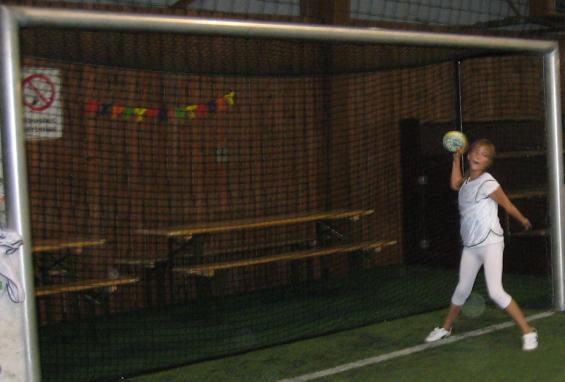 Balltage-Handball