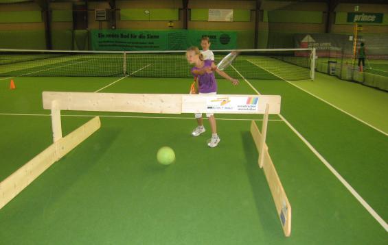 Balltage-Tennis