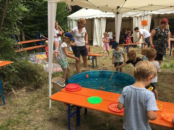 Waldfest 2017 Kinder