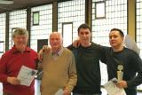 Abteilungsmeister im Herren-Einzel 2013