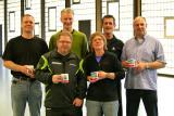 gemischte Herren-3: Meister der C-Klasse 2013
