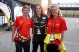 mit Doppel-Europameisterin Sabine Winter
